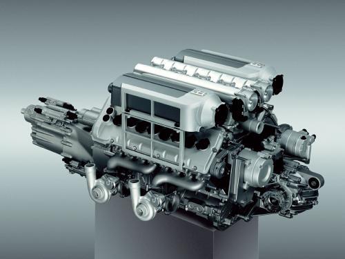 Veyron Engine